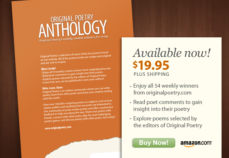 Original Poetry Anthology - Volume One
